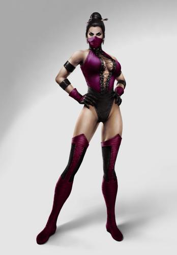 MK 9 Mileena