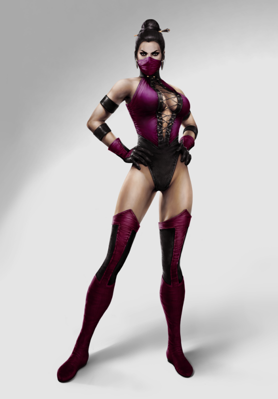 The Ladies Of Mortal Kombat Images Mk 9 Mileena Hd Wallpaper And