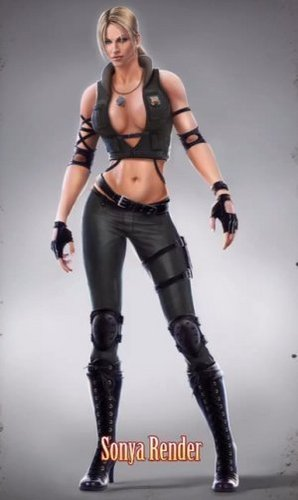 MK9 Primary costume render