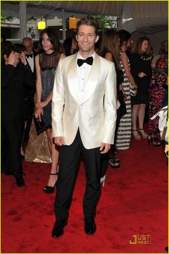 Matthew Morrison -MET Ball 2011