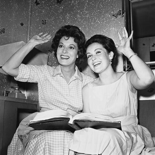 Candid: Maureen & Bronwyn