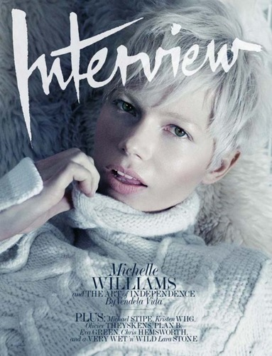 "Michelle Williams - ""Interview"" Magazine (May 2011)"