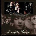 Narcissa & Lucius - the-malfoy-family fan art