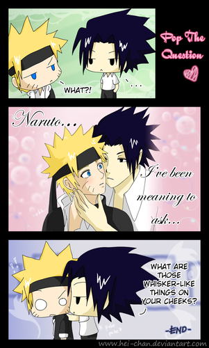 Naruto wallpaper with anime called Narusasu Comic