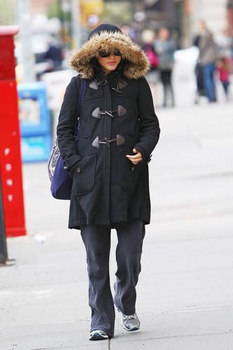 Natalie Porman in Tribeca