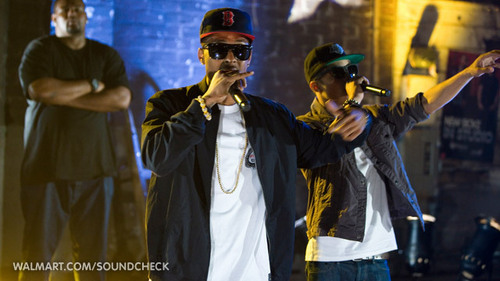New Boyz on Walmart Soundcheck