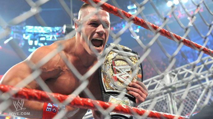 new images of john cena. New CHAMPION!