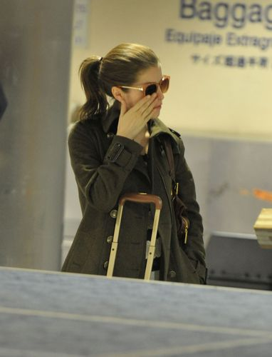 New 照片 of Anna in LAX