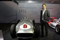 Nico Rosberg: Juan Manuel Fangio Mercedes 1955