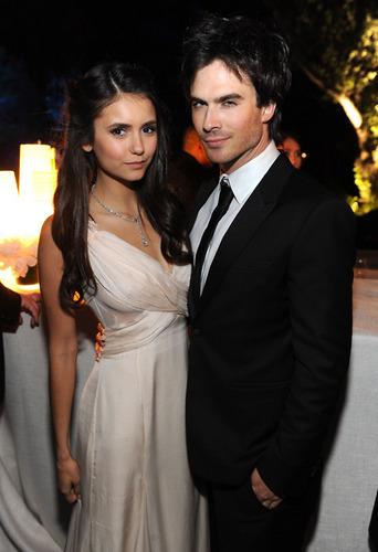 Nina & Ian White House Correspondents avondeten, diner April 30th 2011