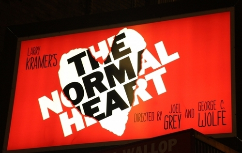 Opening Night -'The Normal Heart'