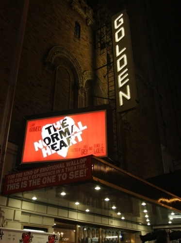 Opening Night- 'The Normal Heart'