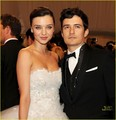 Orlando Bloom & Miranda Kerr - MET Ball 2011 - orlando-bloom photo