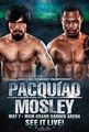 Pacquiao vs. Mosley poster