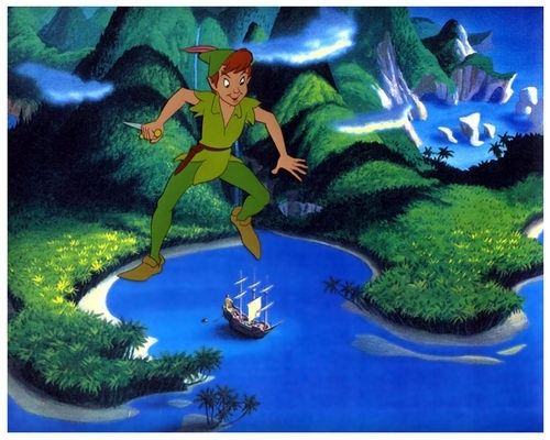 Leading Men Of Disney Images Peter Pan Wallpaper And Background Photos