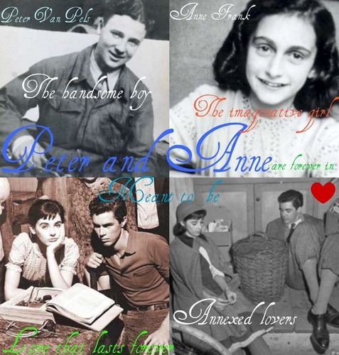 Peter and Anne - anne-frank Photo