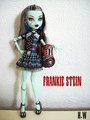 Pic of cute Frankie Stein