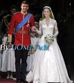 Piqué and シャキーラ Royal Wedding