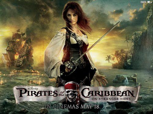 Pirates of the Caribbean : On Stranger Tides (2011)