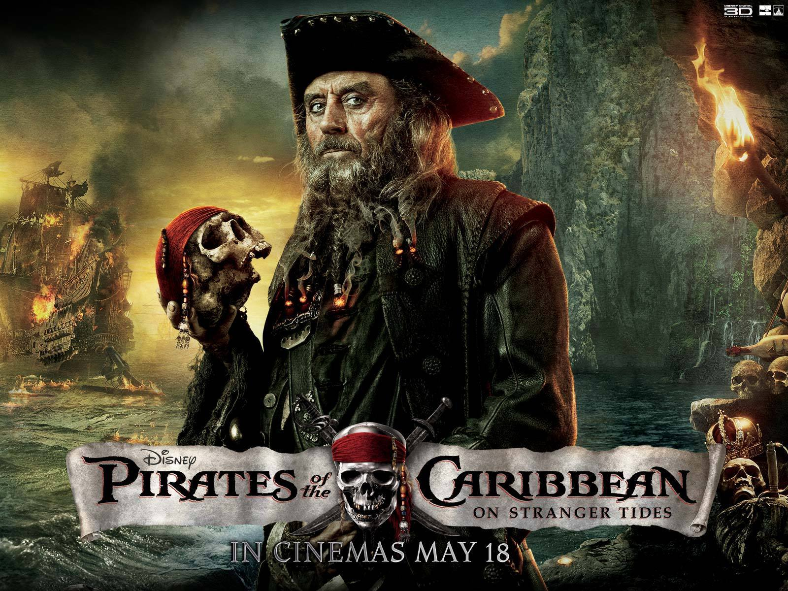 Upcoming movies pirates of the caribbean : on stranger tides (2011)