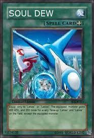 Pokemon Yugioh cards