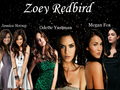 Possible Actresses to play Zoey Redbird