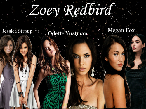 Possible Actresses to play Zoey Redbird - house-of-night-series Wallpaper
