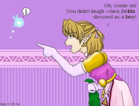 The Legend of Zelda wallpaper containing anime titled Princess Link