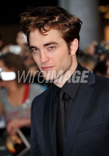 ROB AT THE UK PREMIERE