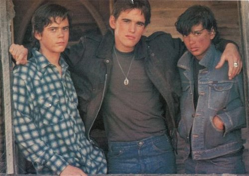 The Outsiders wallpaper called Ralph
