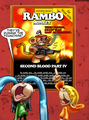 Rambo Monkey - codename-kids-next-door fan art