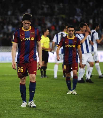 Real Sociedad - FC Barcelona (La Liga)