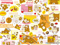 Rilakkuma wallpaper - kawaii wallpaper