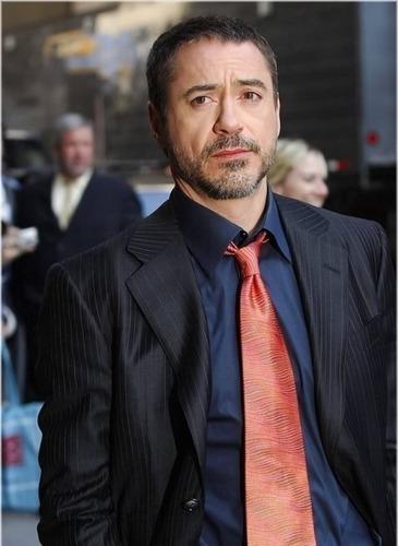 Robert Downey JR 2009