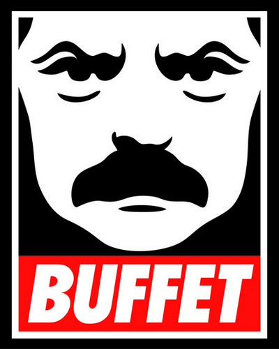 Ron Swanson: Obey the Buffet