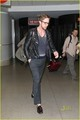 Ryan Gosling: Glasses Guy at LAX - ryan-gosling photo