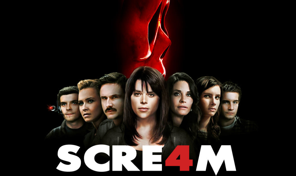Scre4m' Final Cast Poster by themadbutcher on DeviantArt
