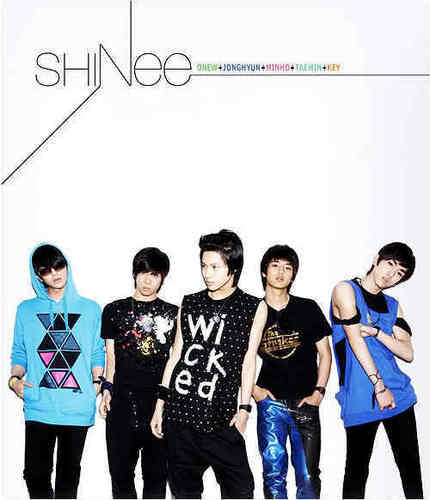 The group SHInee images SHINee Replay Album Cover ... Shinee Ring Ding Dong Album Cover