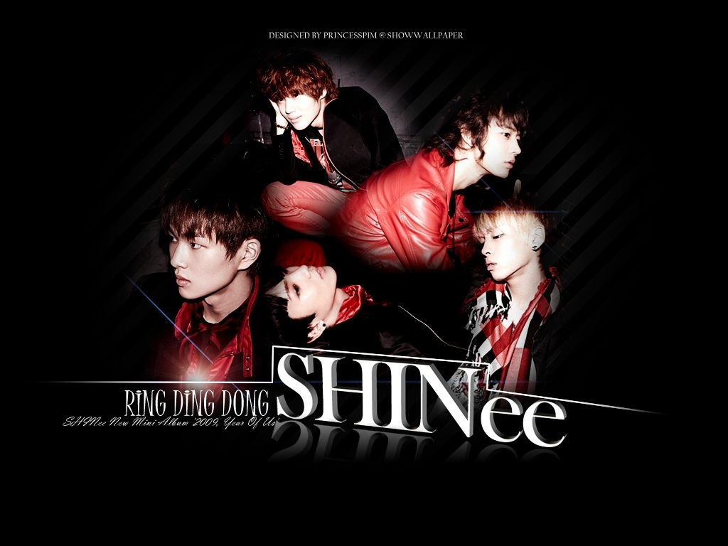 SHINee Ring Ding Dong - The group SHInee Photo (21618564