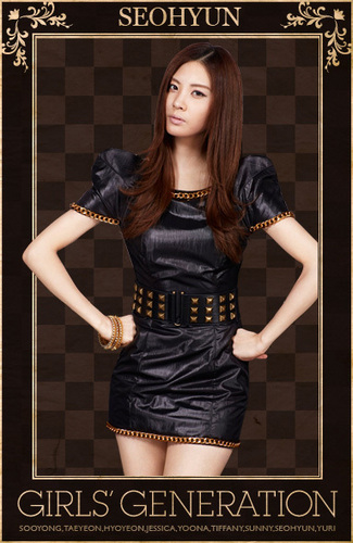 SNSD - Seohyun - Run Devil Run (Jap. version) pic