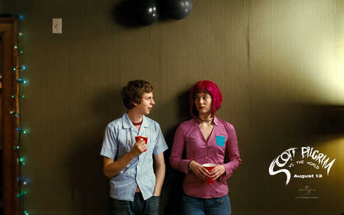Scott & Ramona wallpaper