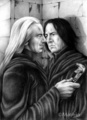 Severus/Lucius - severus-and-lucius-beneath-the-masks fan art