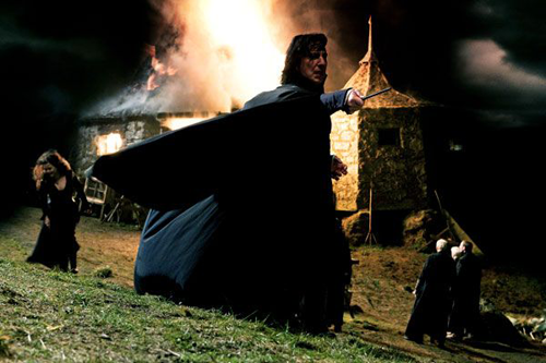 Severus Snape - Half Blood Prince