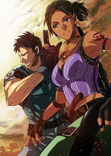 Sheva and Chris