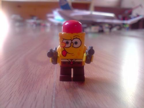 SpongeBob Go Bad