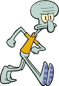 Squidward!!