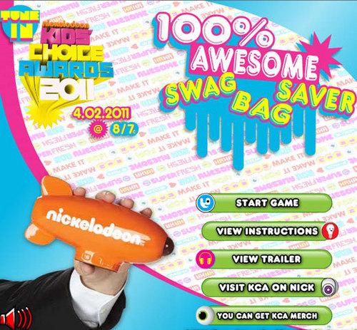 Swag Bag KCA Game