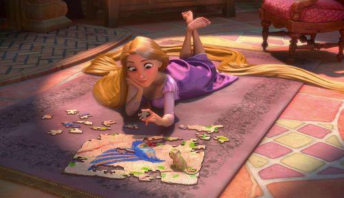 Rapunzel –Neu verföhnt Hintergrund entitled Tangled: Full Movie [Screencaps]