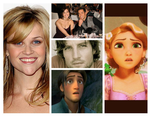 Tangled lookalikes