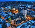 The Archcathedral Basilica of the Assumption of the Blessed Virgin Mary (Latin Cathedral), Lviv